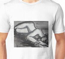 Nostalgic 2 - Female Nude Unisex T-Shirt