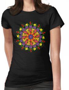 Fruit Heals Womens Fitted T-Shirt
