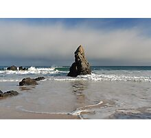 Incoming Tide on Sango Bay Photographic Print
