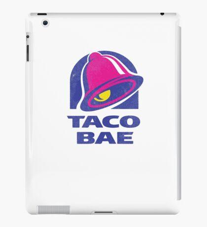 Taco Bae Parody T-Shirt iPad Case/Skin