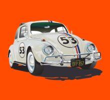 Herbie The Beetle Kids Tee