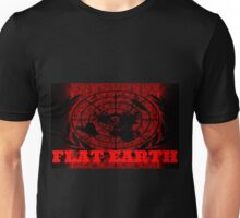 FLAT EARTH TREATY Unisex T-Shirt