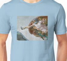The Creation of Candycrush Unisex T-Shirt