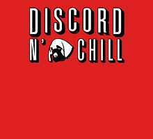 Discord and Chill Official Burgerdog Red Awesome Product Merchandise Classic T-Shirt