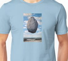 The Castle of the Pyrenees - Magritte Unisex T-Shirt