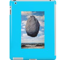 The Castle of the Pyrenees - Magritte iPad Case/Skin