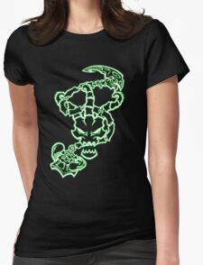 Thresh - Grab The Latern Womens Fitted T-Shirt