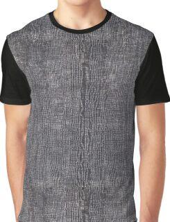 Valentine Grid Pattern Graphic T-Shirt