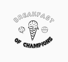 Breakfast of Champions Women's Fitted Scoop T-Shirt