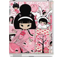 Sakura Print iPad Case/Skin
