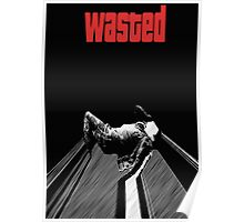 Vano Wasted  Poster