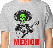 MEXICO-2 (DAY OF THE DEAD) Classic T-Shirt