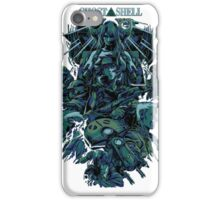 Ghost in the Shell by remi42 iPhone Case/Skin
