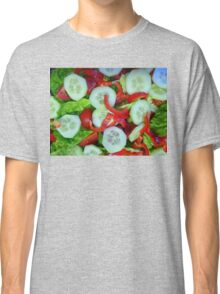 Healthy Food Classic T-Shirt