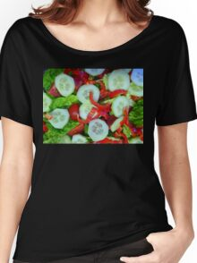 Healthy Food Women's Relaxed Fit T-Shirt