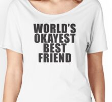 BFF Women's Relaxed Fit T-Shirt