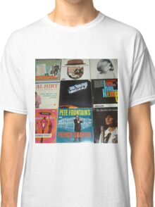 Vintage Records Collection 1F Classic T-Shirt