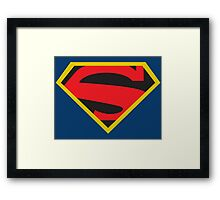 Action Comics Framed Print