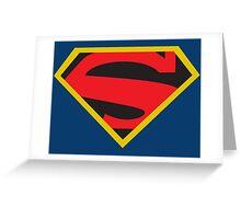 Action Comics Greeting Card