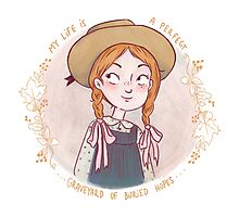 Anne of Green Gables Photographic Print