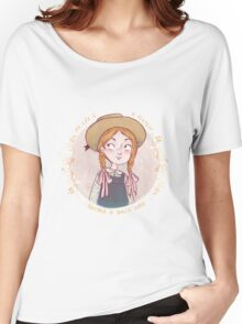 Anne of Green Gables Women's Relaxed Fit T-Shirt
