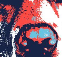 Patriotic Labrador Sticker