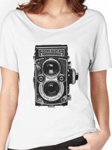 Rolleiflex 2.8 F - Model K7F Women's Relaxed Fit T-Shirt