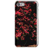 Camelia bush iPhone Case/Skin