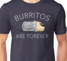 Burritos Are Forever Unisex T-Shirt