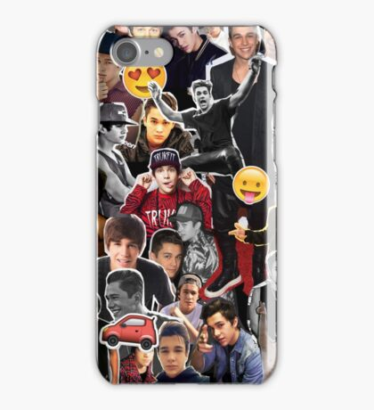 Austin Mahone iPhone Case/Skin