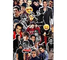 Austin Mahone Photographic Print