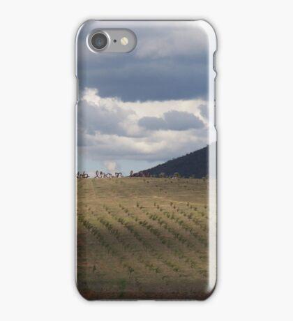 Sunday Canberra  iPhone Case/Skin