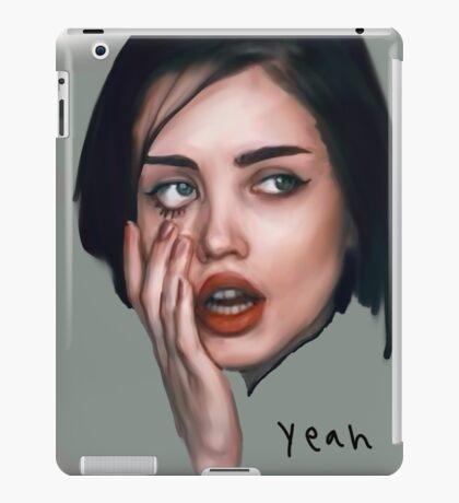 Pale iPad Case/Skin