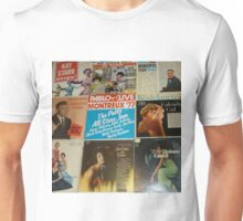 Vintage Records Collection 1H Unisex T-Shirt