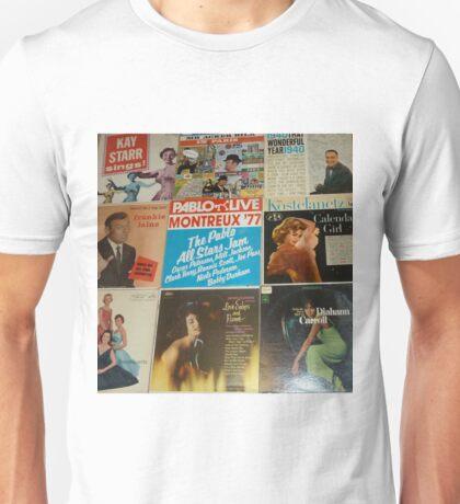 Vintage Records Collection 1H Unisex T-Shirt