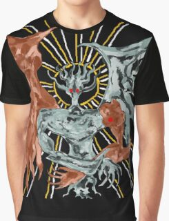 Dark Creator Holy Graphic T-Shirt