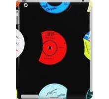 Original Retro Vinyl Records iPad Case/Skin