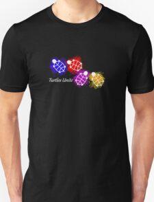 Turtles Unite - Artist Manda T-Shirt