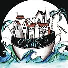 Teacup island by Jenny Wood