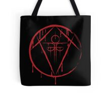 Spell of Gathering (Red) Tote Bag