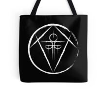 Spell of Gathering (Chalk) Tote Bag