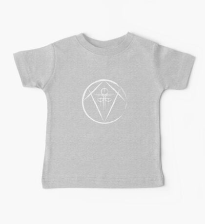 Spell of Gathering (Chalk) Baby Tee