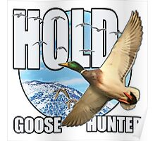 Goose Hunter Poster