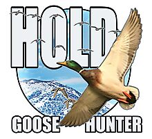 Goose Hunter Photographic Print