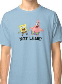 Not Lame! - Spongebob Classic T-Shirt