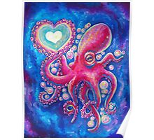 Octo Love Poster