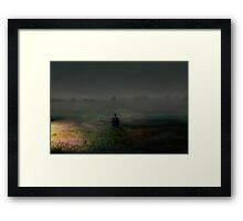 Forgotten Arrangements Framed Print