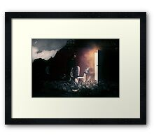 After Work Hours Framed Print