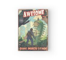 Astoundingly Awesome Tales #10: Giant Insects Invade Hardcover Journal