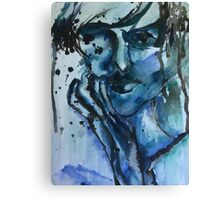 The Blue Period Canvas Print